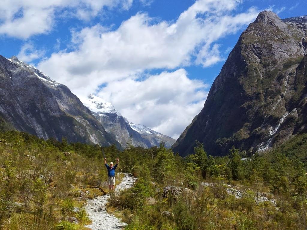 Aotearoa- DDU Does New Zealand....! Part 1