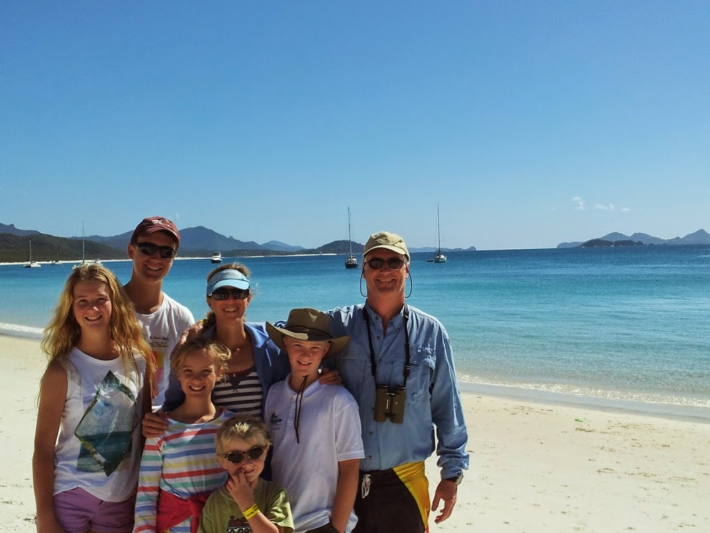 Winter Road Trip North-- Up the Central Queensland Coastline- The Whitsunday Islands
