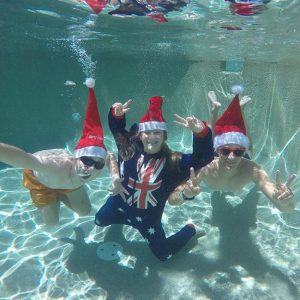 Merry Aussie Christmas!! - #4, 2015
