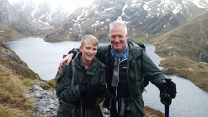 New Zealand Trip #3 - Hiking the Routeburn Track - Father and Son Adventure....
